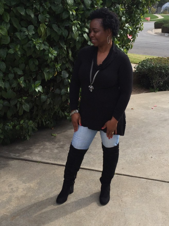 Over the knee boots-Work it Wednesday!-2