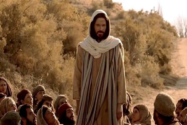 Jesús expulsó a un demonio