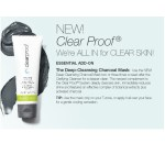 Clear Proof Deep Cleansing Charcoal Mask