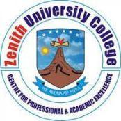 Zenith University College Admission Letter 2021/2022