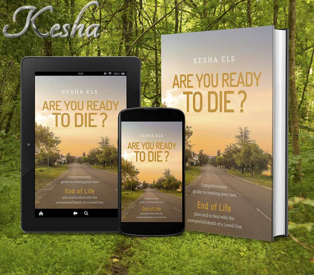 Book Cover: Are you Ready to die?
