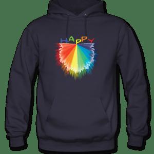 Happy – Hoodie