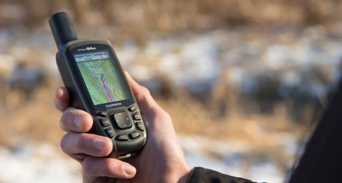 Navigace Garmin GPSMAP 64