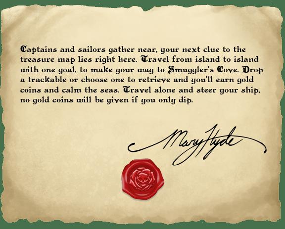 Druhý dopis Mary Hyde