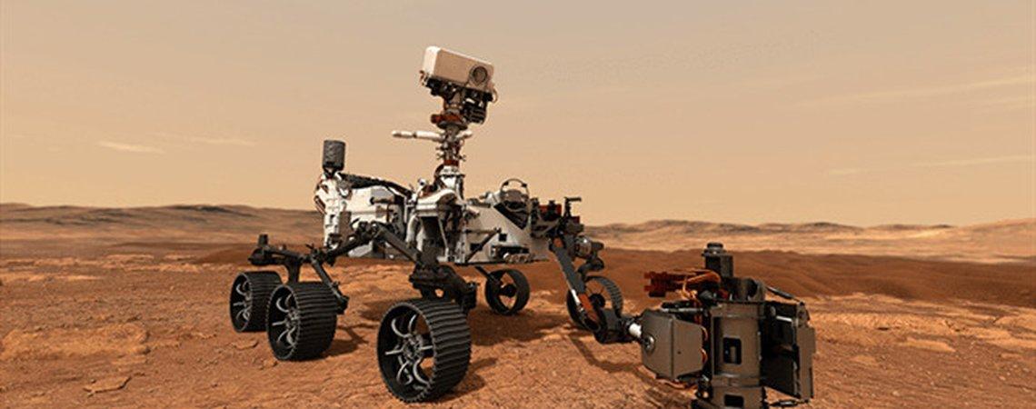 Co se podívat s Geocachingem na Mars?