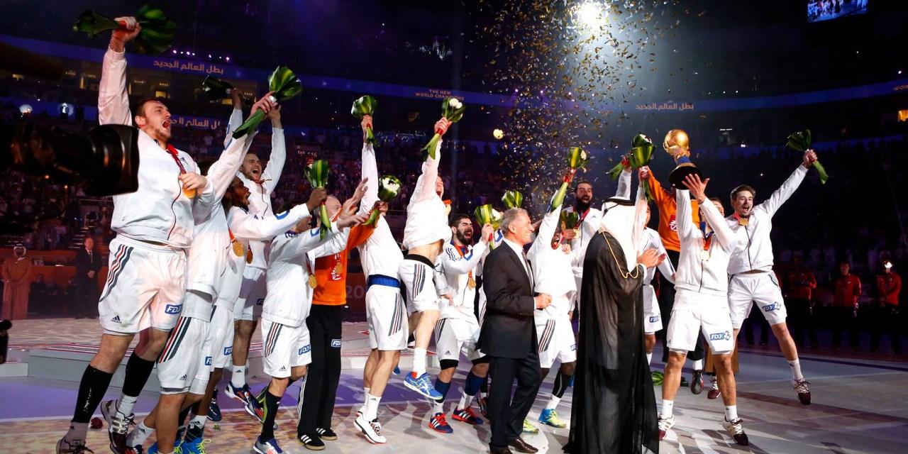 Handball : une équipe de légende