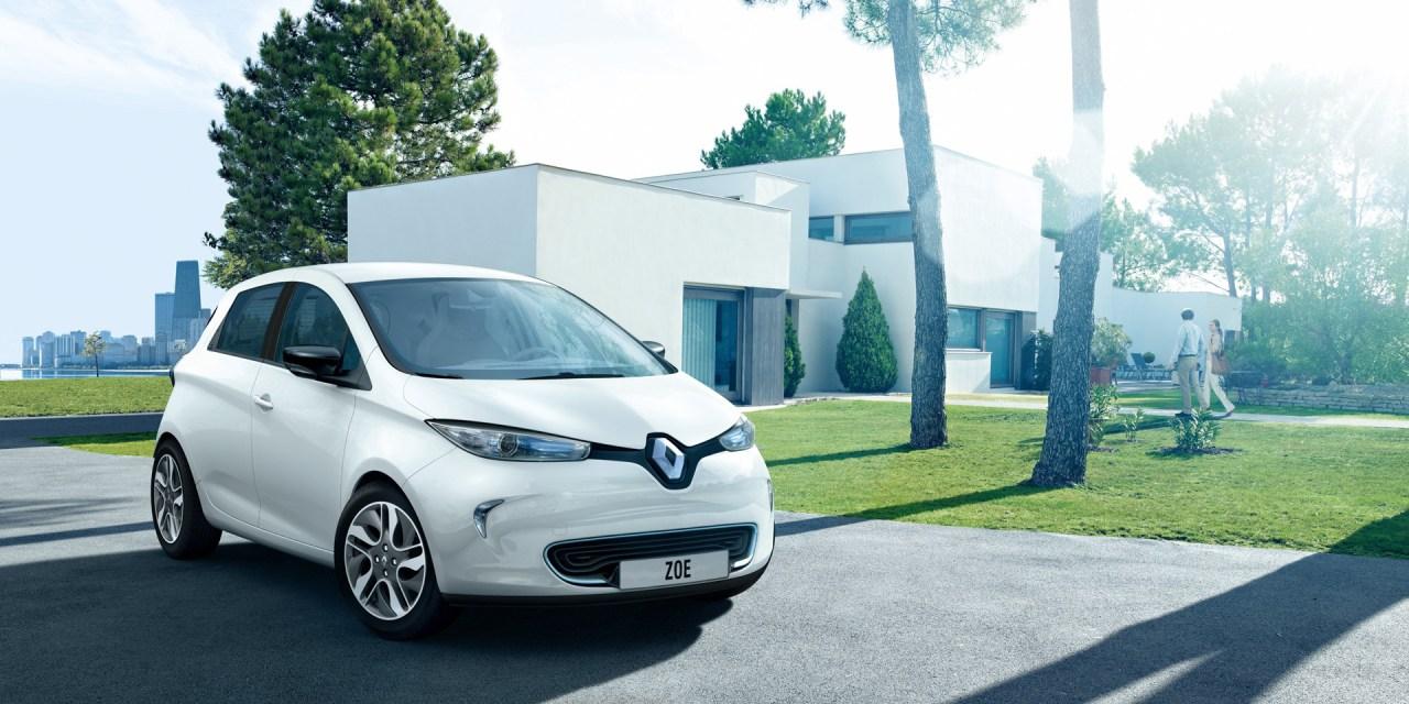J'ai testé la Renault Zoé
