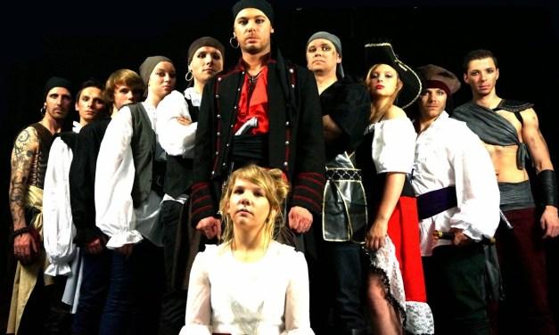 Les pirates s'invitent à Leffrinckoucke