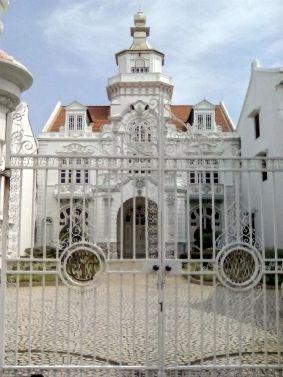 maison de maitre architecture coloniale melaka