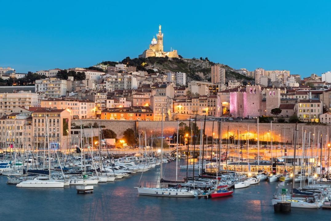 Le Port de Marseille : source inépuisable d'énergie ?