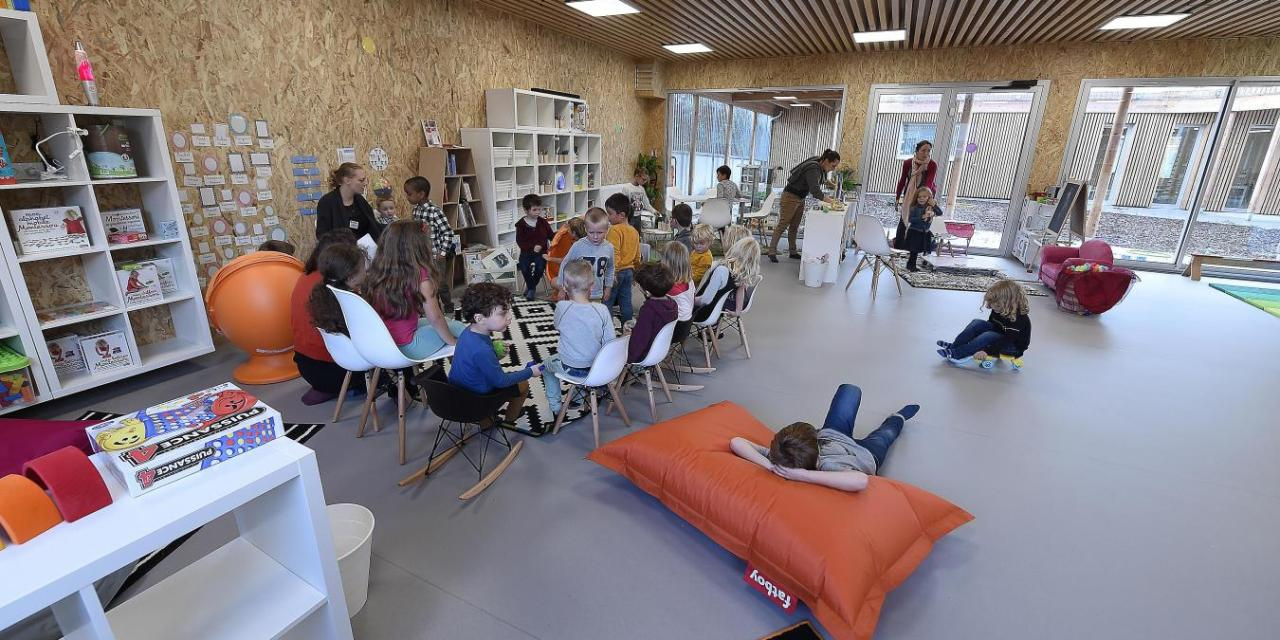EXTRA, une école innovante à Dunkerque