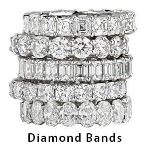 Diamonds Bands