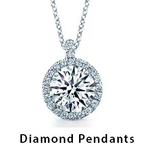 Diamonds Pendants