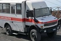 mini bus 4/4 jusqu'à 2920m