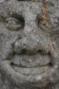 Rochers sculptés à Rothéneuf-35