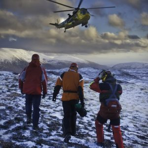 Keswick Mountain Rescue Team