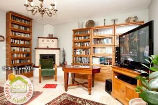 Családi ház nappali