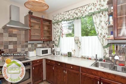 Referencia családi ház konyha képek