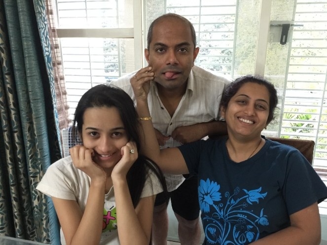 Madhavi Ketan Deshpande big sister funny