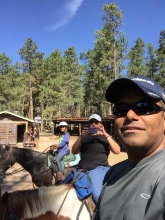 horse ride south dakota ketan deshpande anoka county MN