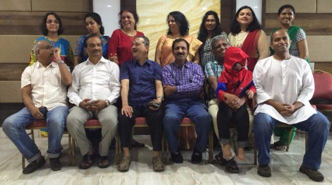 latest photo with cousins ketan sharad deshpande anoka MN