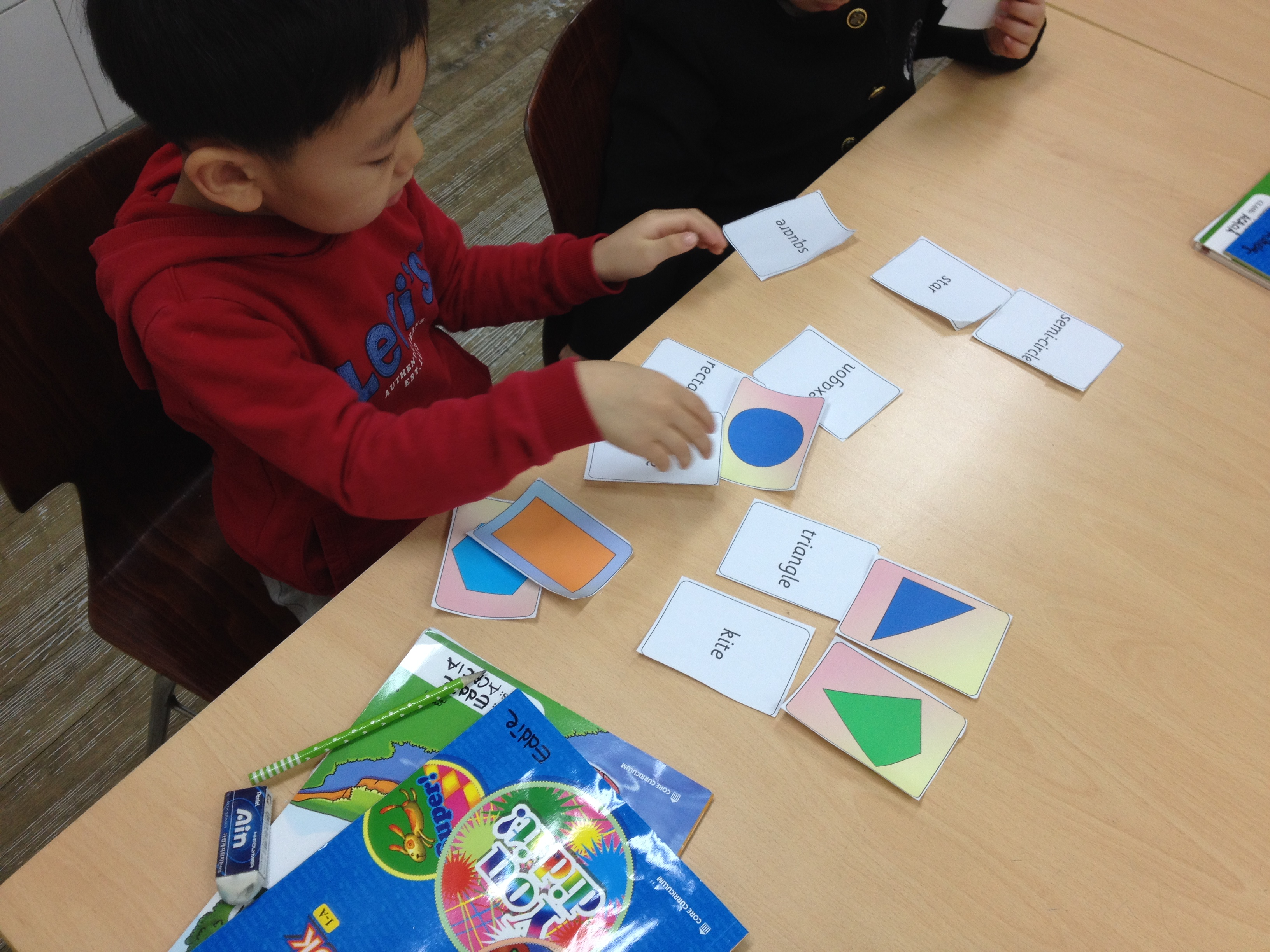 Teaching Shapes Numbers And Colors