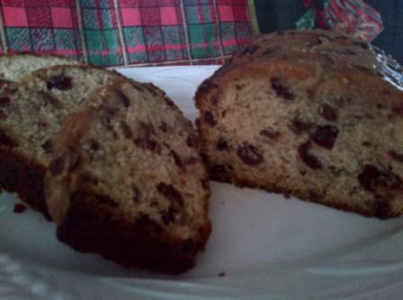 christmas fruitcake