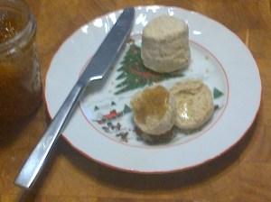 simple olive oil tea biscuits