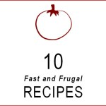 10 Fast snd Frugal Recipes pdf
