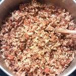 Mother Hubbard One-dish Lentils and Rice