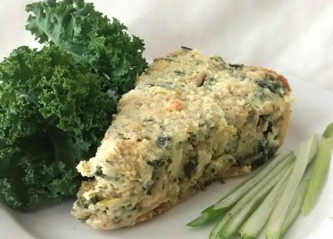Potato Cabbage Pie