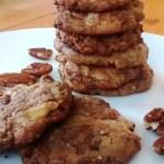 Butterscotch Chocolate Pecan Cookies