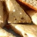 No Knead Pan Bread
