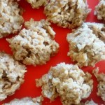 Easy No-bake Butterscotch Coconut Oaties