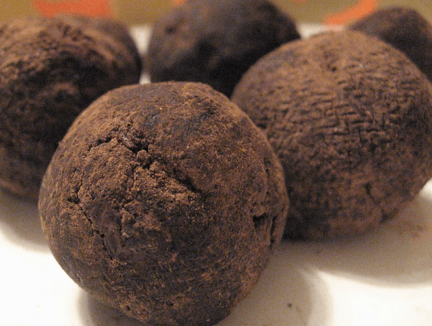 Chocolate Brownie Truffles