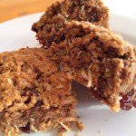 Meatless Monday: Vegan Breakfast Bars