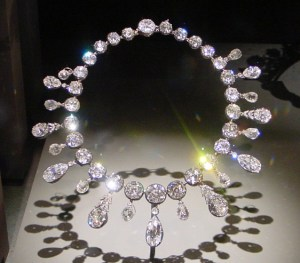 Antique Diamond necklace