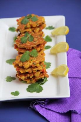 Vegan Crabless Cakes © KETMALA'S KITCHEN 2012-13