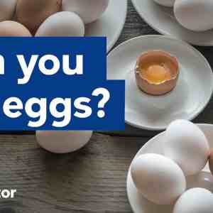 Eggs are still good to eat!