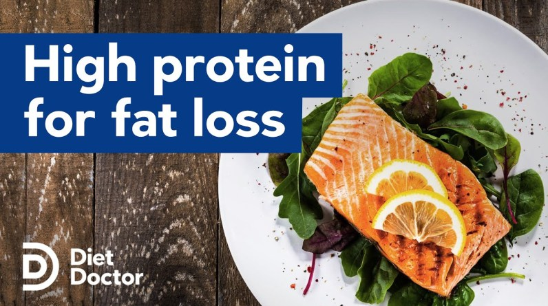Protein is key for healthy weight loss