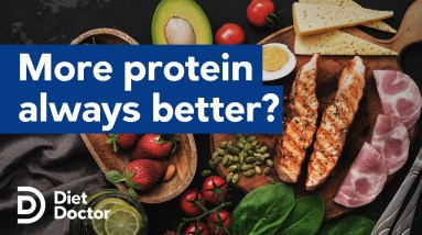 Is more protein always better?