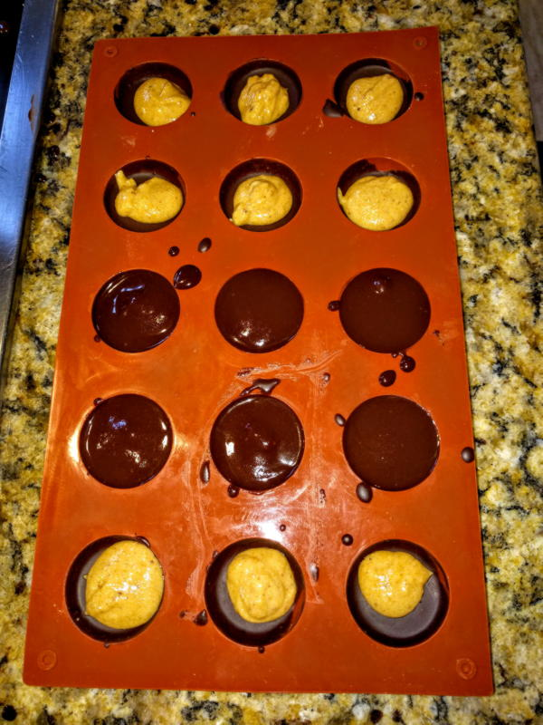 Low Carb Peanut Butter Cups - Image Credit: logorate