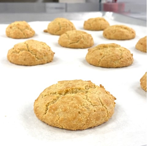 Keto-Friendly Almond Flour Biscuits