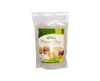 Earth Raw Almond Flour 370gm Price in Pakistan