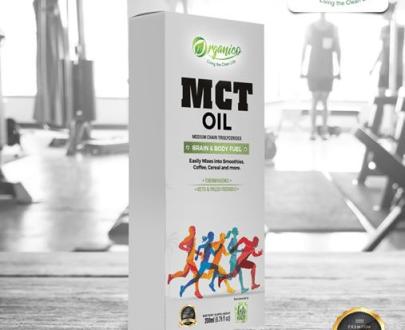 Organico MCT Oil 200 ML Price in Pakistan