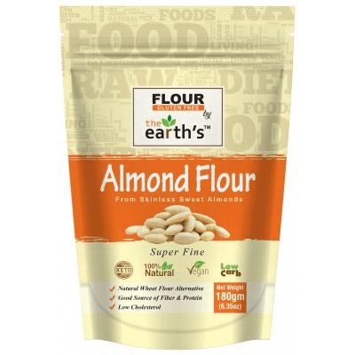 Earth Almond Meal Flour 180gm Price in Pakistan