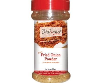 Italiano Fried Onion Powder 80gm Price in Pakistan