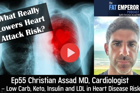 Low Carb, Keto, Insulin And Ldl In Heart Disease Risk