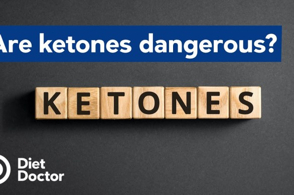 Are Ketones As Dangerous As Glucose?