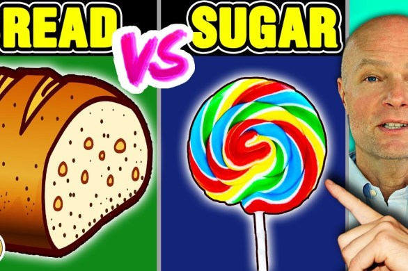 Which Is Better For Your Health: Bread Or Sugar?